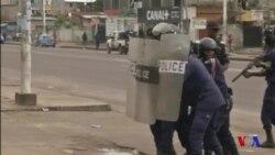 La police congolaise tue un manifestant lors d'une manifestation contre Kabila (vidéo)