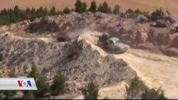 هێزی سوریای دیموکرات کەسانی سیڤیل لە دەستی داعش ڕزگار دەکات