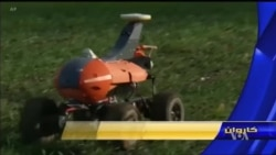 کاروان - آشنایی با روبات هوشمند زراعتی