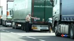 2015-07-29 美國之音視頻新聞:大批移民進入歐洲隧道企圖偷渡英國