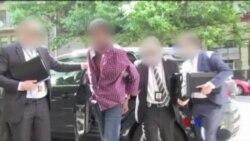 2017-11-28 美國之音視頻新聞: 澳洲拘捕一名策劃發動恐怖襲擊男子 (粵語)