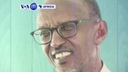 Abantu amagana bagiye gushyigikira perezida Paul Kagame I Kigali mu bikorwa byo kwiyamamaza