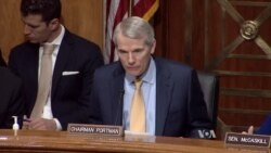 Statements from US Senate Permanent Subcommittee on Investigations on Youth Migrant Trafficking