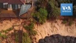 Une violente tempête fragilise la côte australienne
