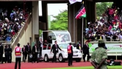 Pope Concludes First Africa Tour