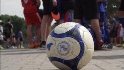 نوجوان افغان و رویای فوتبال در آلمان