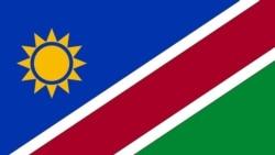Bendera ya Namibia