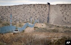 ABŞ-Meksika sərhədi