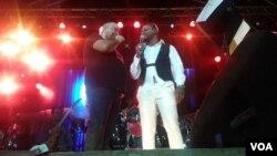 Angola Musica festival do Atlântico