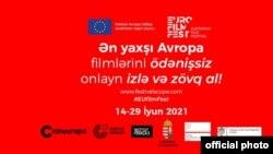 Azərbaycanda Avropa Film Festivalı keçiriləcək