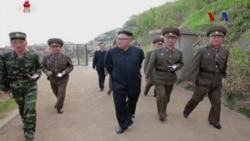 Kuzey Kore'den Amerika ve Güney Kore'ye Suçlama