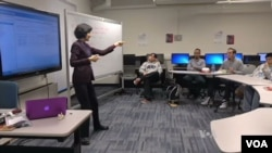 Gallaudet University: A Worldwide Draw for Deaf Students
