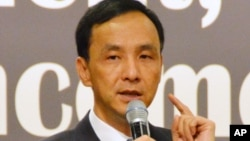 타이완 주리룬 국민당 주석