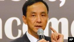国民党主席朱立伦 (资料照)