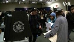 Як голосують на виборчих дільницях у США. Проміжні вибори-2018. Відео