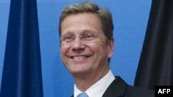 Министр иностранных дел ФРГ Гидо Вестервелле