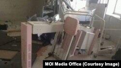 امکانات تداوی قربانیان این حمله در شفاخانه ولایتی زابل وجود ندارد