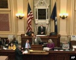 维州议会众议院开会