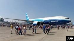 Boing 777-200LR