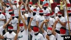 Антиурядові активісти у Растані