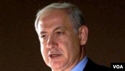 PM Israel Benjamin Netanyahu sedang melaksanakan pertemuan dengan para menteri utamanya