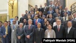 Seminar ASEAN-Perserikatan Bangsa-Bangsa di Jakarta, Selasa (8/11)