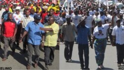 Frelimo insatisfeita com o desenvolvimento de Quelimane, diz Araújo