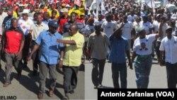 Moçambique - Autárquicas 2013