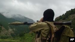 تحریک طالبان پاکستانی از سال ۲۰۰۷ تا ۲۰۰۸ بر وادی سوات در پاکستان مسلط بودند
