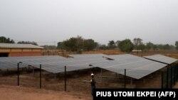 Centrale solaire au Togo et du premier port en eau profonde au Nigeria
