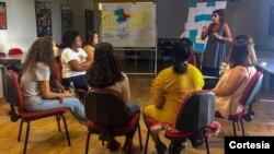 Participantes do projeto Círculos de Cultura