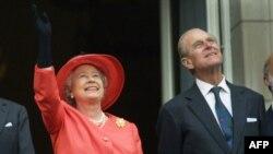 Nữ Hoàng Anh Elizabeth Ðệ nhị và Hoàng tế Philip