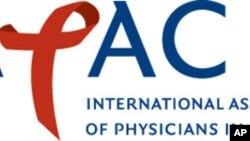 国际艾滋病治疗医生协会的标志