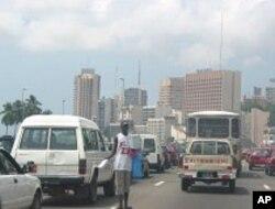 Abidjan, une des destinations de nombreuses victimes du trafic d'êtres humains en Afrique de l'Ouest