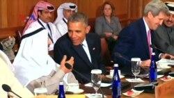 Presiden Obama dan Pemimpin Teluk Bahas Strategi ISIS