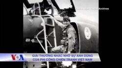 Giải thưởng nhắc nhớ sự anh dũng của phi công Chiến tranh Việt Nam