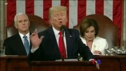 Réactions sur le 3e discours de Trump sur l'état de l'Union