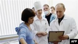 Rusya'da Nüfus Hızla Azalıyor