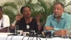 Ayiti: Yon Komite Solidarite ak Radyo Tele Kiskeya Dife Te Ravaje