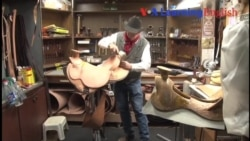 Wyoming Saddle Maker