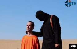 Nạn nhân mới nhất của nhóm Nhà nước Hồi giáo, ông David Haines, một nhân viên cứu trợ người Anh