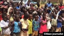 Yaran da rikicin Boko Haram ya daidaita dake zaune a Jos