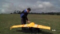 استفاده از هواپیماهای بدون سرنشین در پژوهش های محیط زیست