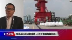 时事大家谈:贸易战北京日趋强硬,习近平果真有备而来?