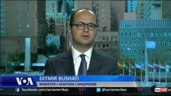 Interviste me ministrin e Jashtem, Ditmir Bushati