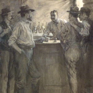a theme of goodness in people in the outcasts of poker flat by bret harte The outcasts of poker flat by bret harte in 1871  with the easy good humor characteristic of his class, he insisted upon exchanging his own riding-horse, five.