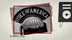 Статуту «Голосу Америки» виповнилося 40 років. Відео