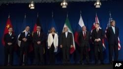 Switzerland Iran Nuclear Talks