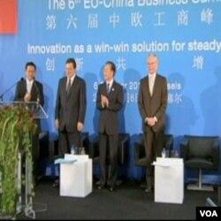 O podcjenjenosti kineske valute bilo je govora i na Evropsko-Kineskom summitu