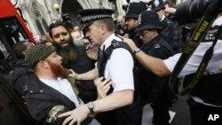 Демонстрация против экстрадиции